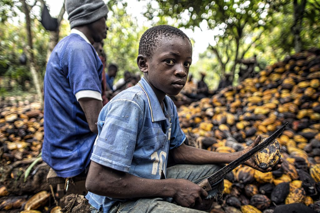 fiji water and the chocolate slaves 10 horrifying examples of modern-day child slavery kristance harlow january 7, 2014 share 3k  they cook, care for children, garden, fetch water, clean, and anything else that needs.