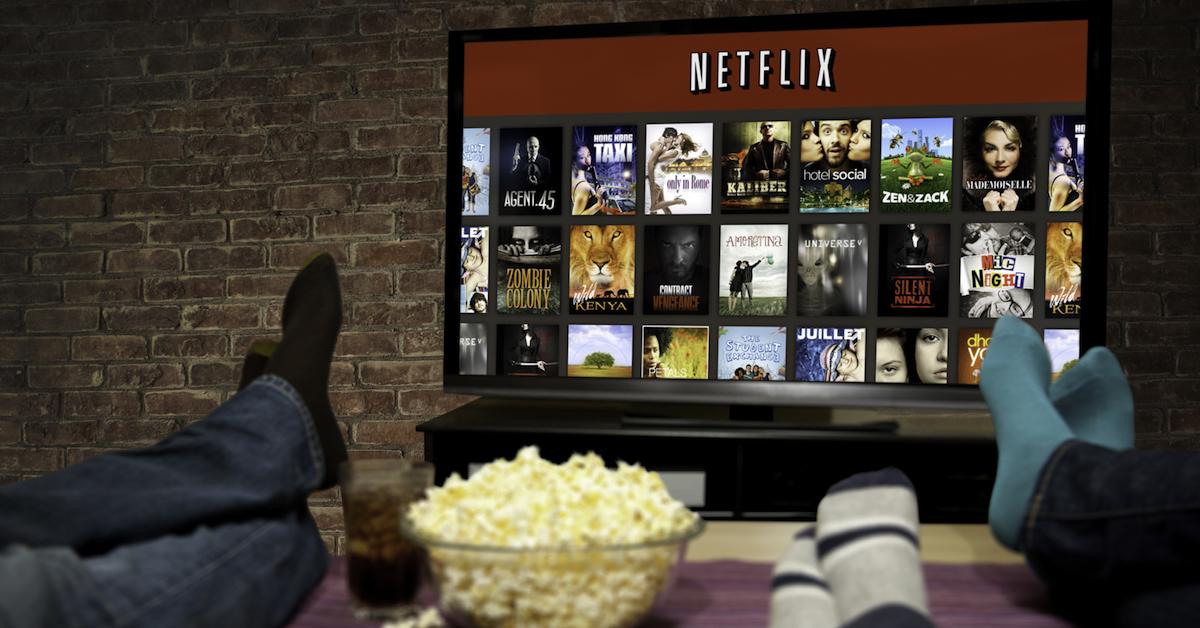 Netflix: go green!