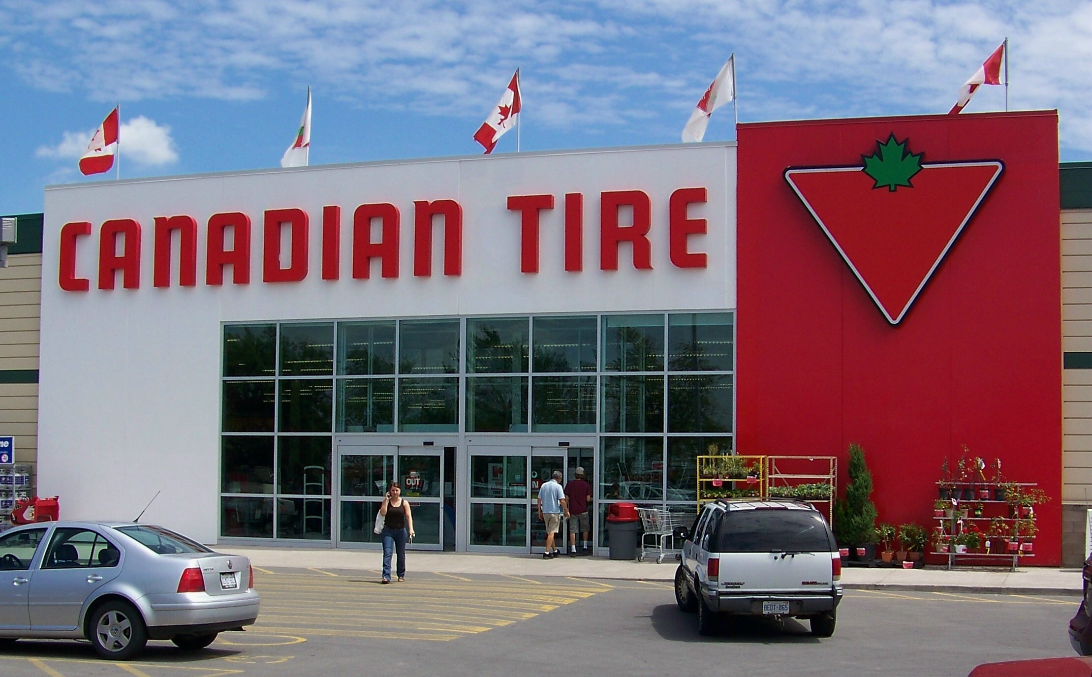 Tell Canadian Tire to disclose supply chain information
