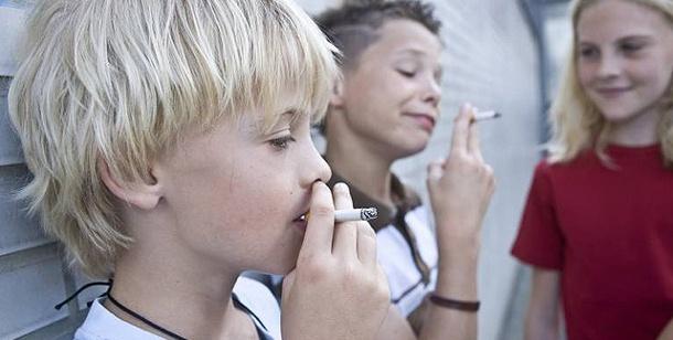 Der erschreckende Erfolg von Zigarettenwerbung